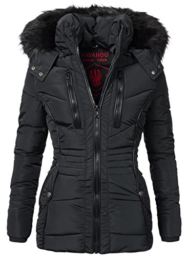 Navahoo Esma Damen Winter Steppjacke