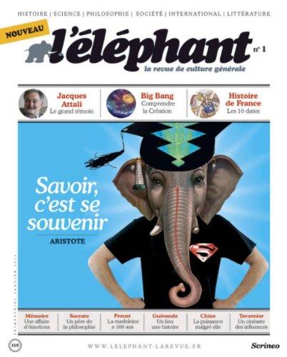 L'éléphant : La revue 01 (01)