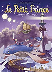 Le Petit Prince, Tome 23 : La Planète des Bamalias
