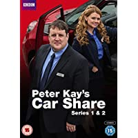 Peter Kay's Car Share Series 1 & 2  Boxset