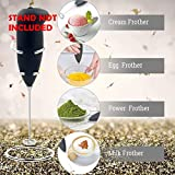 Easezap Hand Blender Mixer Froth Whisker Latte Maker For Milk Coffee Egg Beater Juicer, lassi maker