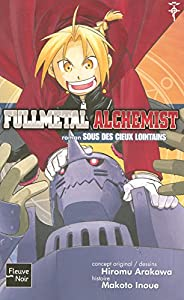 Fullmetal Alchemist Roman Edition simple Tome 4