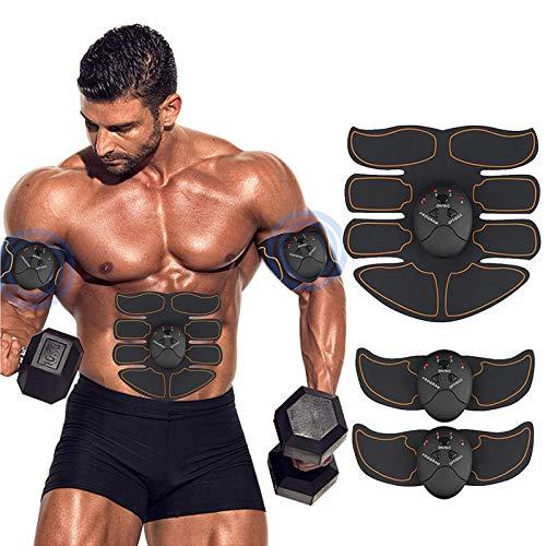 ZHENROG Electroestimulador Muscular Abdominales Cinturón