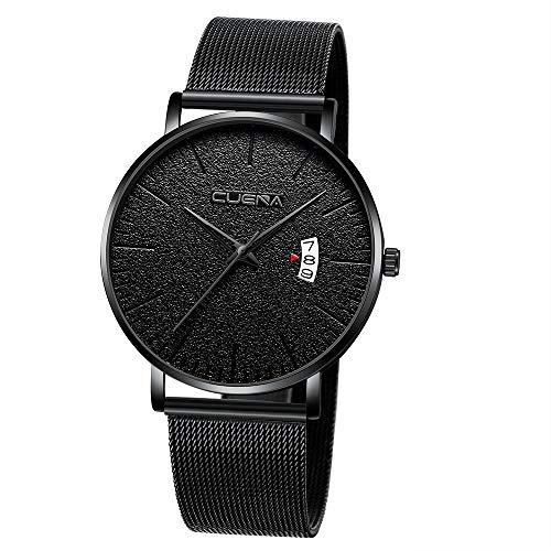Armbanduhren männer Herrenuhr Herren Luxusuhren Quarzuhr Edelstahl Zifferblatt Casual Bracele UhrArmbanduhr Uhren armbanduh G