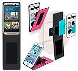 Handyhülle für das HTC One M9s in Pink - Anti Gravity und