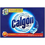 Calgon 2-in-1 30 Water Softener Tablets - Pack of 3, (Total 90 Tablets)