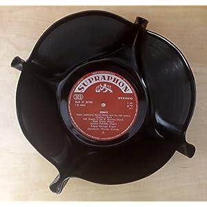Schallplattenschale Vinyl Upcycling
