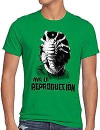style3 Viva Facehugger T-Shirt Homme guevara aggripeur de visage revolution che xenomorph