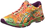 Asics - Gel-Noosa Tri 11, Zapatillas de Running Mujer, Rosa (Flash Coral/Spring Bud/Sun 0687), Talla 37.5