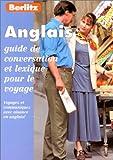 L'anglais, guide de conversation et lexique pour le voyage