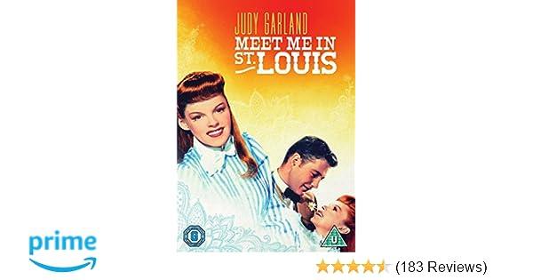 Meet Me In St Louis [DVD] [1944]: Amazon co uk: Judy Garland