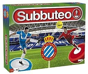 Eleven Force Subbuteo Playset RCD Espanyol (63508), Multicolor, Ninguna