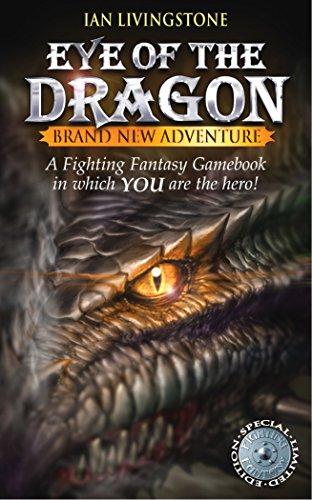 Eye of the Dragon (Fighting Fantasy) por Ian Livingstone
