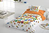 Funda nórdica Tacto Pétalo (Para cama de 90x190/200 (Nórdico de 150))