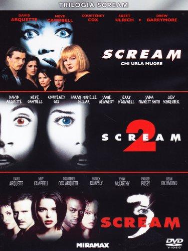 Trilogia Scream (3 DVD)