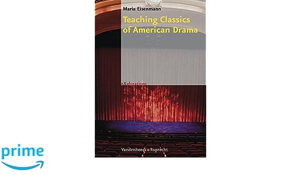 Teaching Classics of American Drama. Explorations - Kopiervorlagen ...