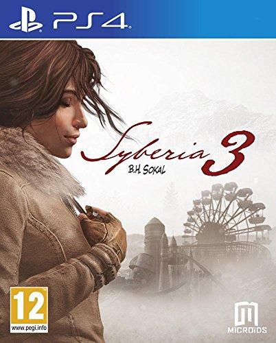 Syberia 3 : jeu PS4 / Benoît Sokal |