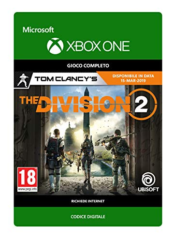Tom Clancy's The Division 2: Standard Edition  | Xbox One - Codice download