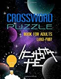 Crossword Puzzle: Books for Adults Large Print Easy Puzzles