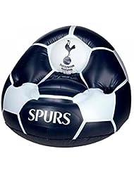 Avec idées-officiel Tottenham Hotspur FC Fauteuil gonflable-A Great présents pour les Fans de Football