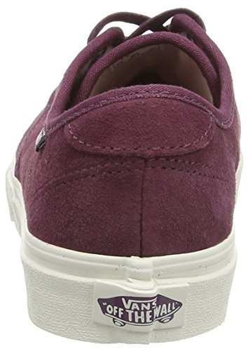 Vans CAMDEN Damen Sneakers Rot ((MTE) wine/blanc de blanc)