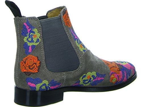 Melvin & Hamilton Damen Chelsea Boot Roberta 8 Grau