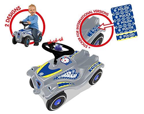 BIG Spielwarenfabrik 800056101 -Bobby-Car-Classic Polizei - 3