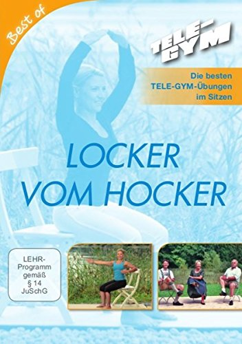 TELE-GYM Locker vom Hocker