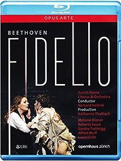 Fidelio [Blu-ray] [Import italien] (B003757W0Q) | Amazon Products