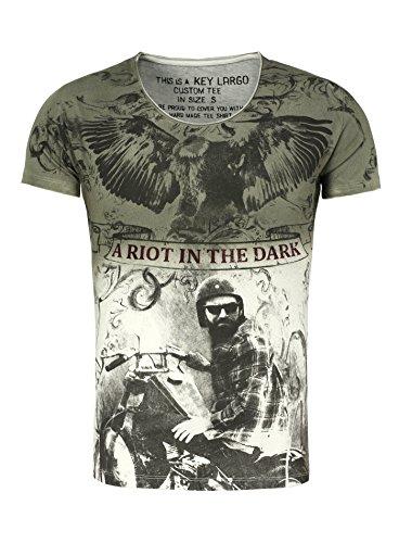 key-largo-herren-t-shirt-riot-mit-farbverlauf-vintage-print-biker-motorrad-adler-eagle-usa-grun-l