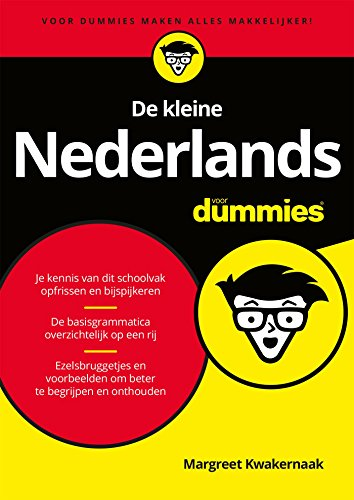 De kleine Nederlands voor Dummies (Dutch Edition)