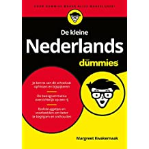 De kleine Nederlands voor Dummies (Dutch Edition)