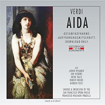 Aida Erster Akt Possente Ptah By Orchestra Of The San Francisco