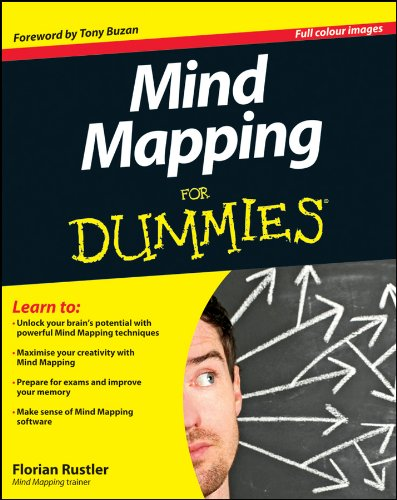 Mind Mapping For Dummies (English Edition)