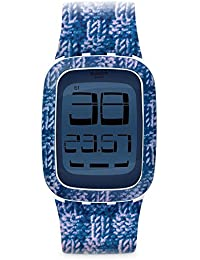 Watch Swatch Touch SURW110 DOUBLE KNIT