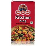 #3: MDH Kitchen King Mixed Spices Powder, 100g