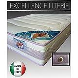 ECO CONFORT Matelas 120 * 190 cm Excellence LITERIE épaisseur 14 cm