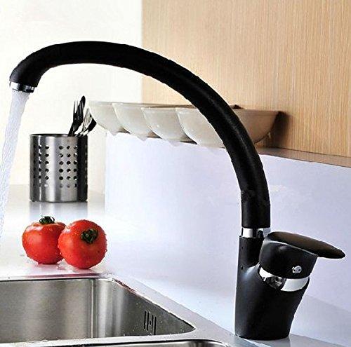 uhm-nero-in-ottone-finiture-di-vernice-lavello-rubinetto-acqua-calda-acqua-fredda-di-rubinetto-misce