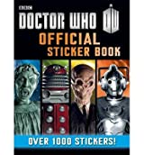 [(Doctor Who Official Sticker Book)] [Author: Richard Dinnick] published on (May, 2013)