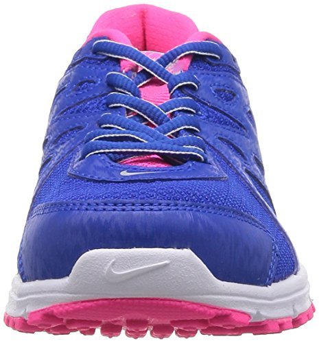 Nike  Revolution 2 MSL,  Mädchen Laufschuhe Mehrfarbig - Blau/Pink/Weiß