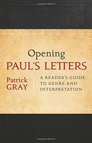 Opening Paul