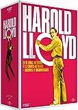 Harold Lloyd en 16 longs métrages et 13 courts métrages + archives et documentaires [Édition Collector]