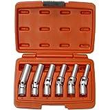 Famex 14870 Jeu de 6 clés articulés pour bougies 8-16 mm (Import Allemagne)