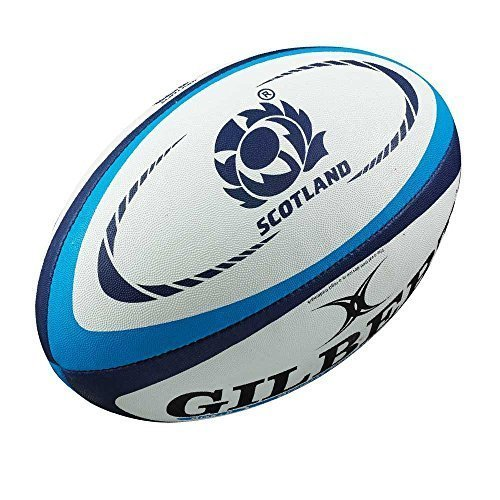 GILBERT - International Schottland Fan-Rugbyball