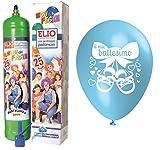 Gasflasche Gas Helium + Luftballons meiner Taufe