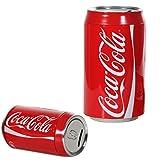 Metall-Spardose Coca Cola 10x8cm