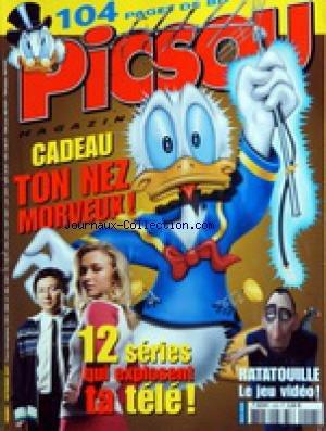 PICSOU MAGAZINE [No 428] du 01/09/2007 -...