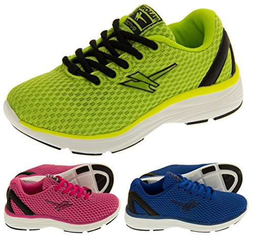 Gola Equinox Chaussures de Sport Légères Enfant (garçon Ou Fille)