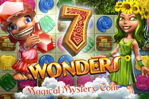 7 Wonders 4 Magical Mystery Tour