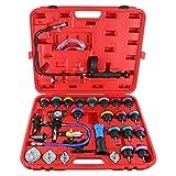 FreeTec Kit Universale Per Rilevatore Di Pressione Del Radiatore, Sistema Di Raffreddamento a Vuoto